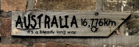 Australia Long Way